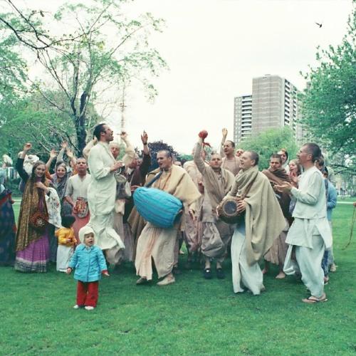 Guru Puja, Toronto Oct:1974