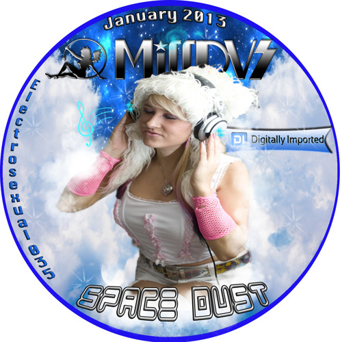 Digitally Imported Radio - MissDVS - ElectroSexual 035 (Jan 2013) Space Dust