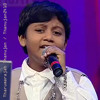 Uyire Uyire by Aajeedh Khalique in Airtel Super Singer Junior 3