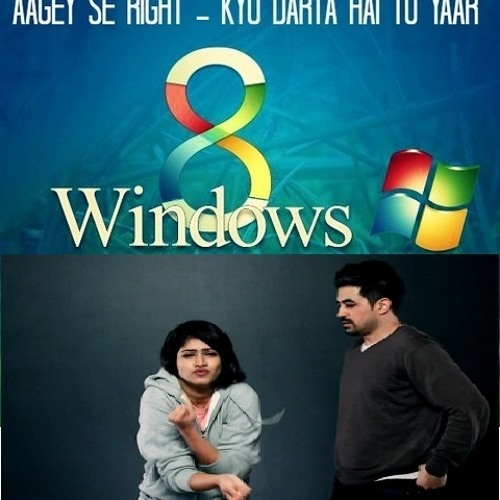 Kyun Darta Hain tu Yaar (Windows 8) BreakDance By Fadly X1 Remix 256kbps