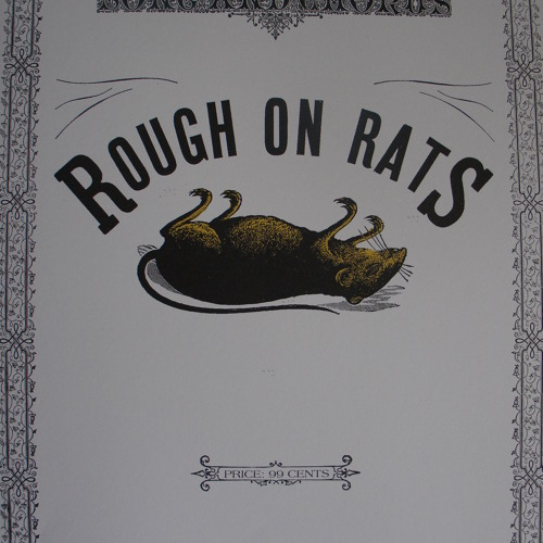 Rough on rats (Beck Song Reader)
