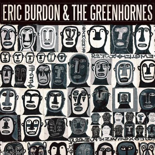 Eric Burdon and The Greenhornes - Black Dog