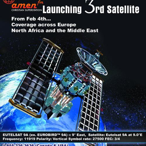 EutelSat 9A (Ex EUROBIRD9A)