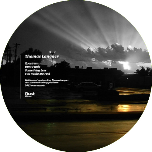 Thomas Langner - Spectrum (Dust Records) // snippet