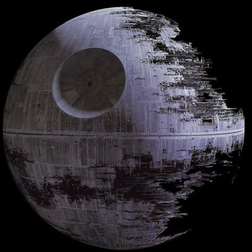 Ian and Krystal  - White House says they will not build a Death Star