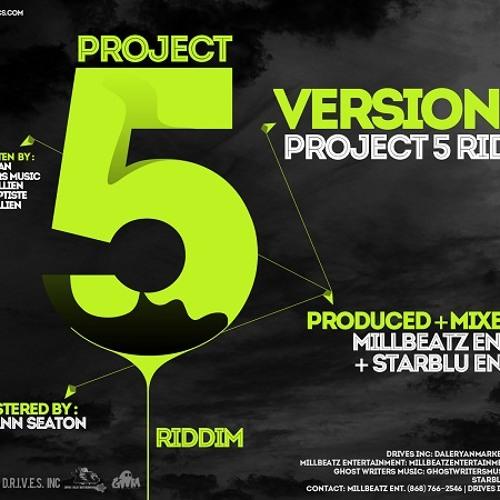 (Mix Intnernational) Jam2Vibes Project Five Riddim Mixxx (Deejay-Blazee)