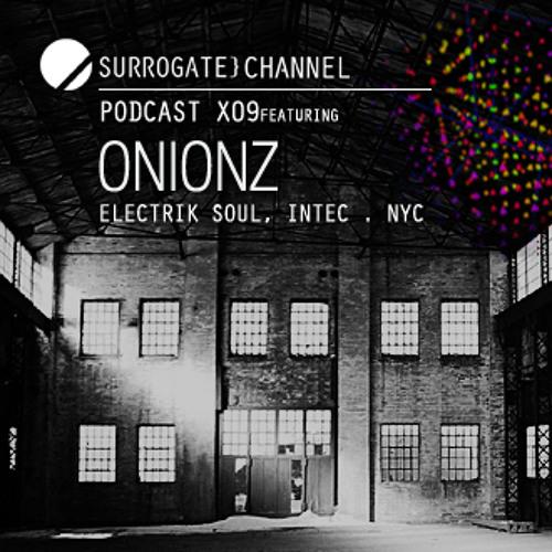 Dj Onionz - Surrogate Channel Show on Technohouse.fm 2 hourMix