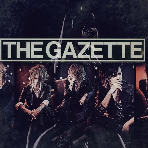 The GazettE 10th Decade Solo MIX by 冷月