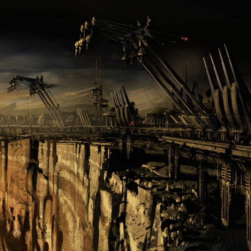 Distant Future - Aegis 7