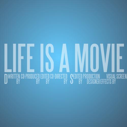 Daniel Sefton - Life Is A Movie