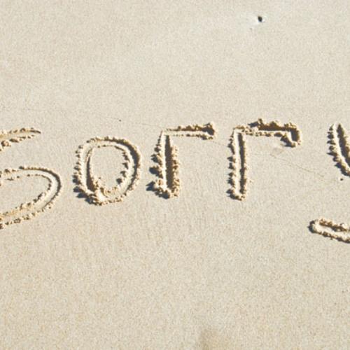 SORRY, BUT........BY D'LORENZ DJ