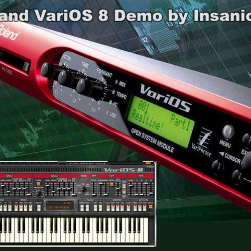 VariOS 8 Demo