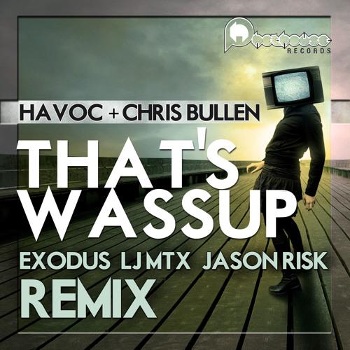 Havoc & Chris Bullen - That's Wassup (Exodus, LJ MTX, Jason Risk Remix) [Phethouse] OUT NOW!!!