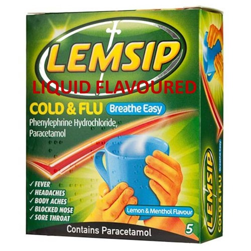 This is your new lemsip mx