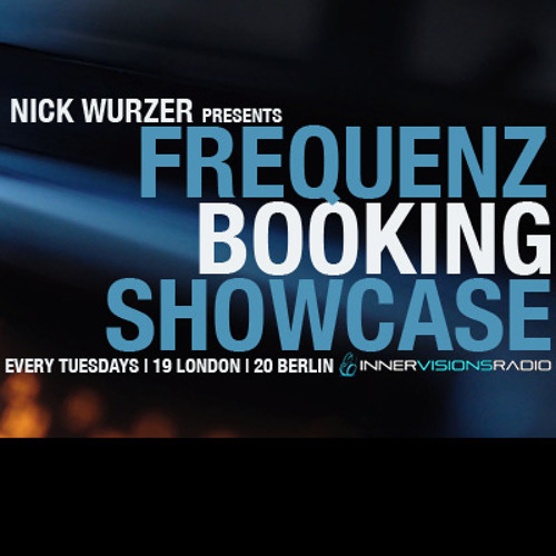 2013-01-08 - Steve Simon @ Innervisions Radio - Frequenz Booking Showcase