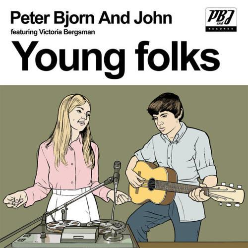 Saron Sakina & Jodie Ilhamiarso - Young folks (Peter Bjorn & John, 2006)
