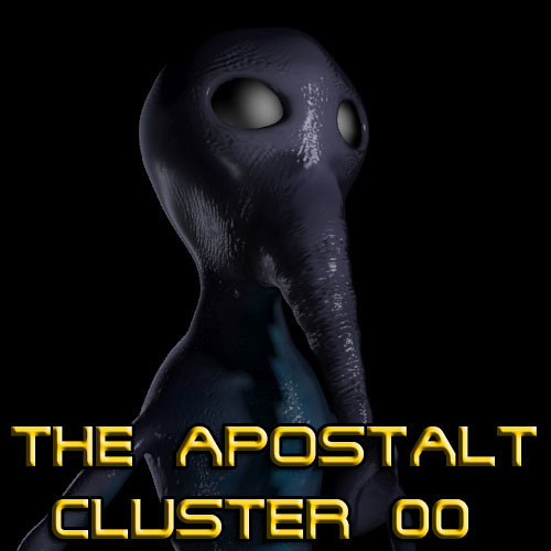 THE APOSTALT - CLUSTER 00 (Pilot) - SC COLLAB Credits in description - SEE VIDEO = FULL EXPERIENCE!