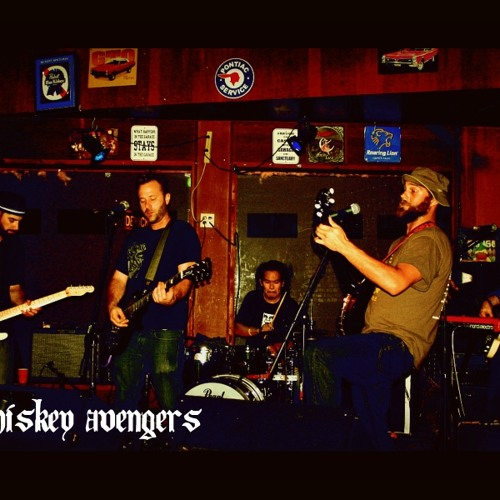 The Whiskey Avengers (live)