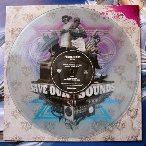 "Fendaheads - Oxygen / Break Of Dawn - 12"" teaser (Dominance Records)"