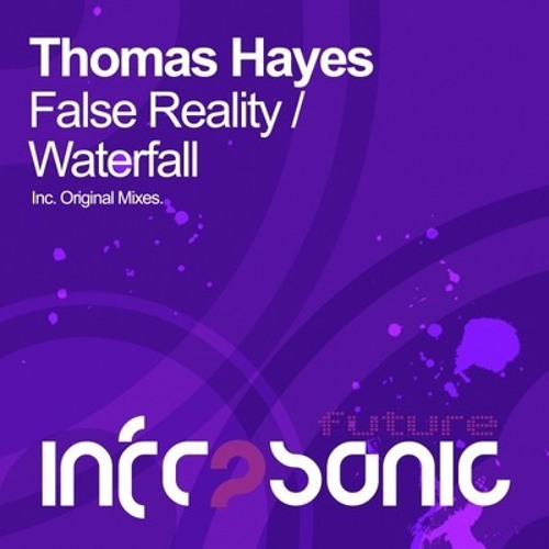 Thomas Hayes - Waterfall (Original Mix) [Infrasonic Future]