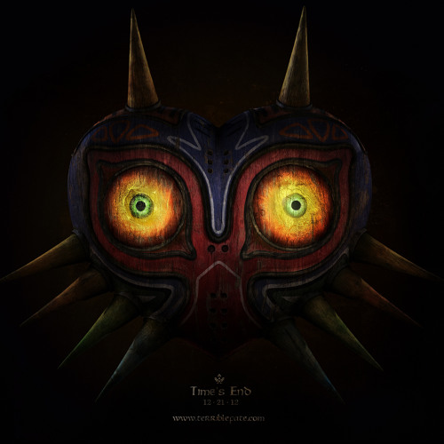 Theophany - Time's End- Majora's Mask Remixed - 04 Clocktown