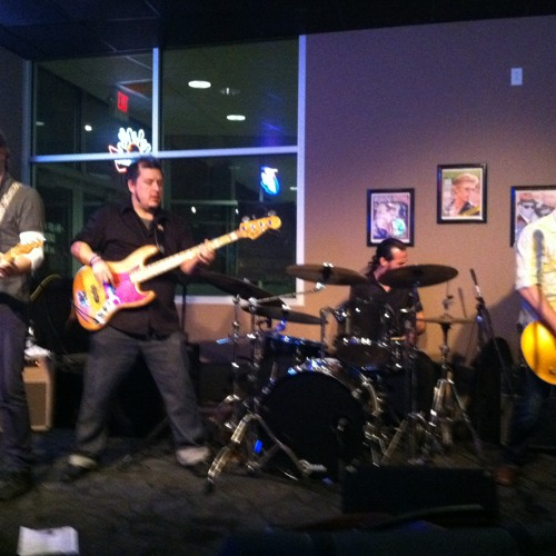 Jack Fords - Cutting Blow (Inferno Lounge 1/12/13)