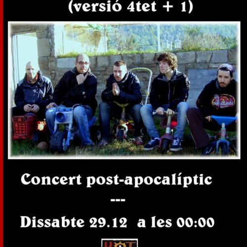 Dos Toievski (4tet) - Crazy (Gnarls Barkley) feat. Albert Cirera - LIVE