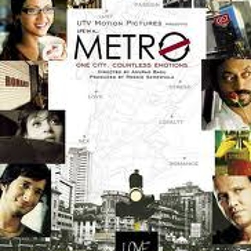 15- O Meri Jaan Life In A Metro Feat Dj Sahil Sattar