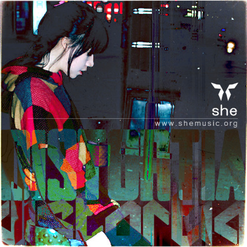 she - Distortia