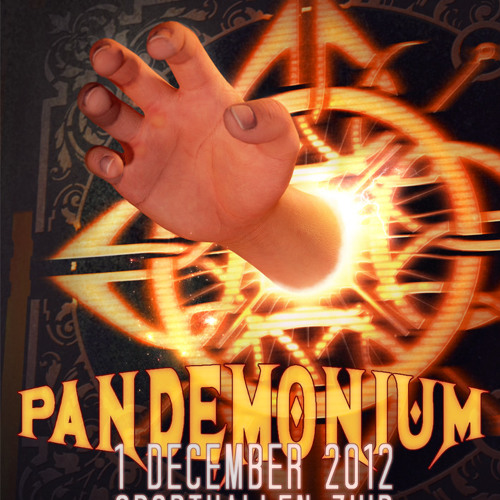 Akira @ Pandemonium, Virtual Imprisonment 1-12-2012 ( full length set )