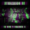 Revoluxion 88 - Barricada (cover 2 Minutos inv. Piku y Pablo Sanchez de Deskarado Patan) Portada del disco