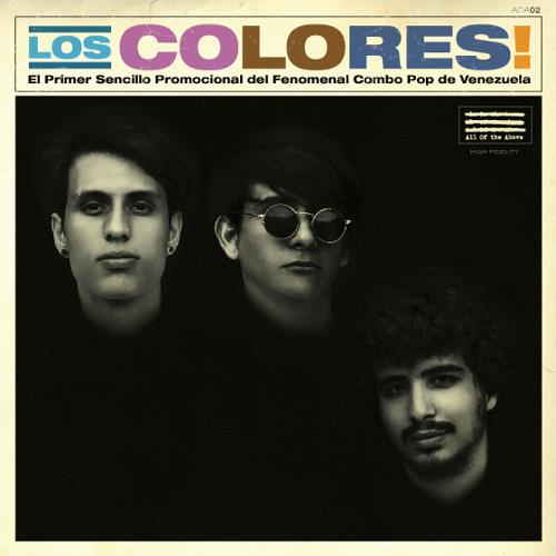 Los Colores - Nos vamos los dos
