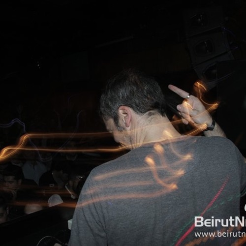 Luis Junior (live set) @ B018 - Beirut - Lebanon - 25 Dec 2012 - part 2