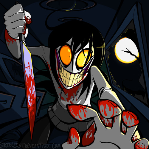 TAKOMA - Jeff the killer