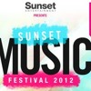Christian Q - Live at Sunset Music Festival 2012 - 22:12:12 Set Recreation