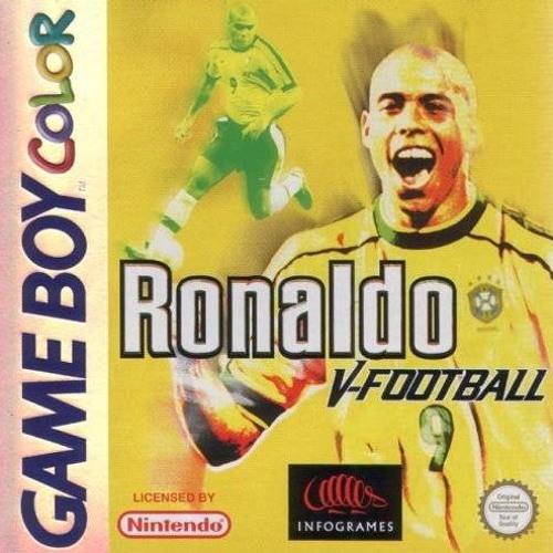 Ronaldo V-Football + UEFA 2000 (Game Boy, 1999~2000)