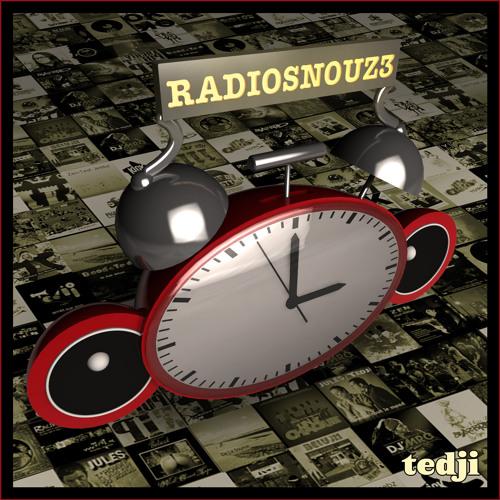 TEDJI - Radio Snouze 3 (Ft. Dj MRC)