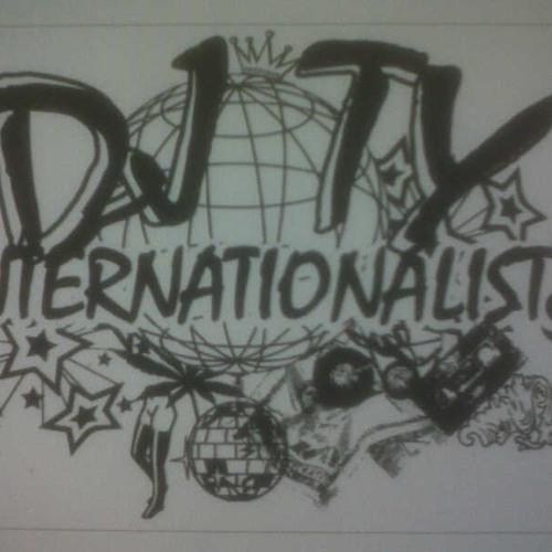 """Dj Ty  ,  Internationalist  """"A""""  (Acid Jazz) """"96"""""""
