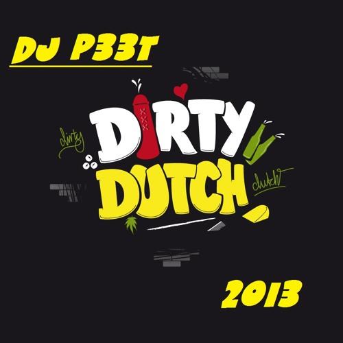 DJ P33T Dutch House Mini-Mix (January 2013)