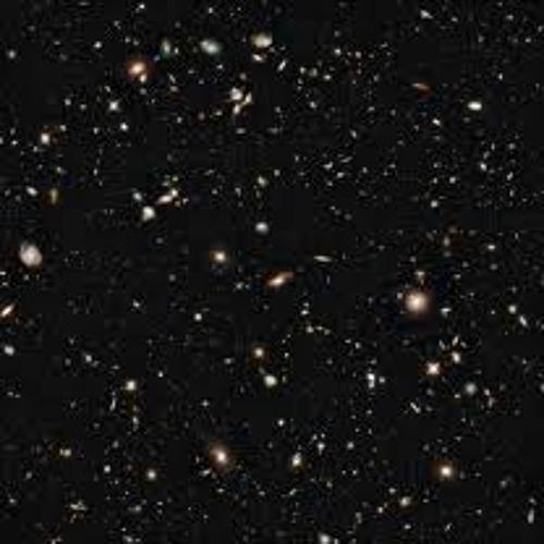 Stars over an empty field