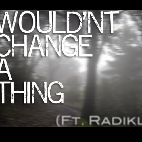 Wouldn't Change a Thing (feat. Radikl)