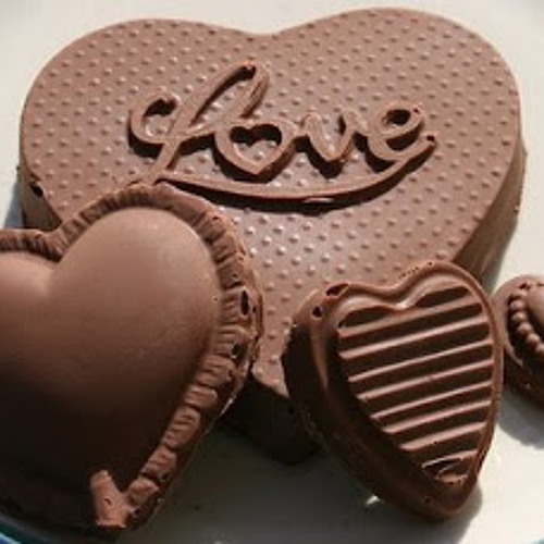 chocolate theory of love