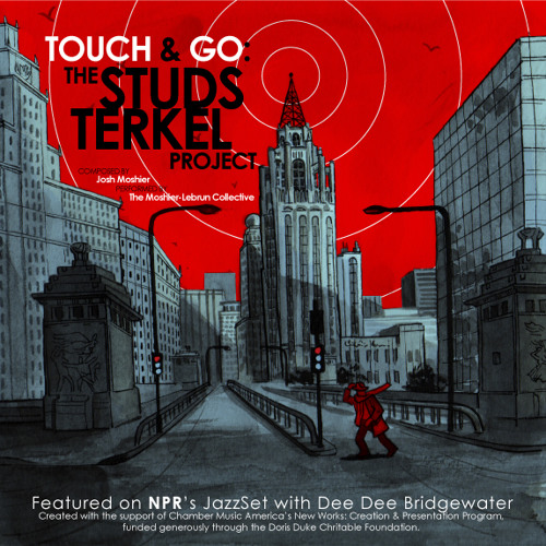 Touch and Go: The Studs Terkel Project