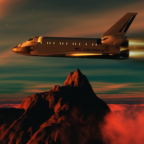 AMATERAS - Departure