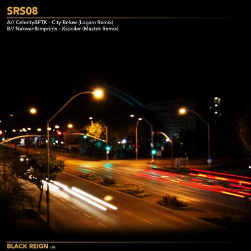 Celerity & FTK - City Below (Logam Remix) Black Reign LTD SRS08 CLIP