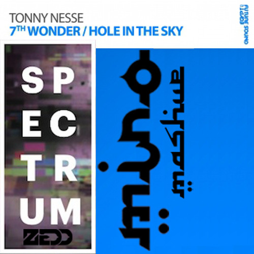 Tony Nesse [Arctic Moon Remix] vs Zedd - Hole in the Spectrum (Mir Omar Mashup)