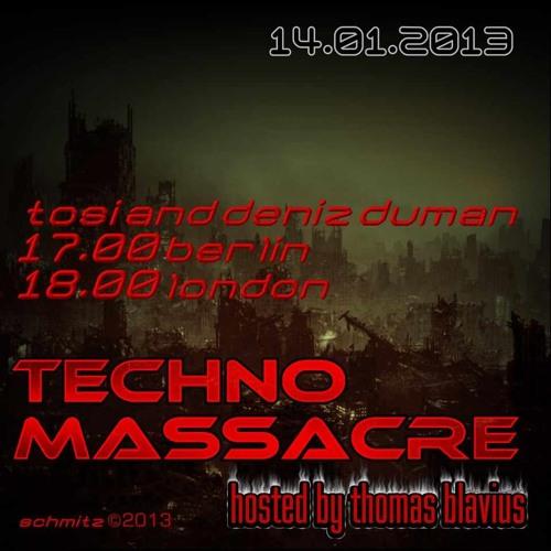 T3CHNO MASSACRE PODCAST 13 with TOSI & DUMANI