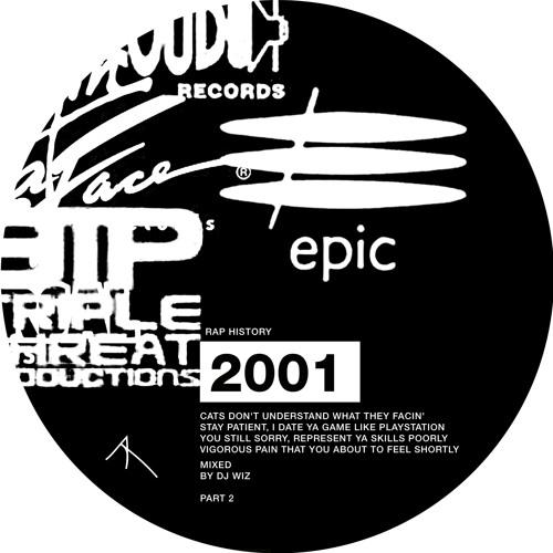 Rap History Mix 2001 Pt. 2