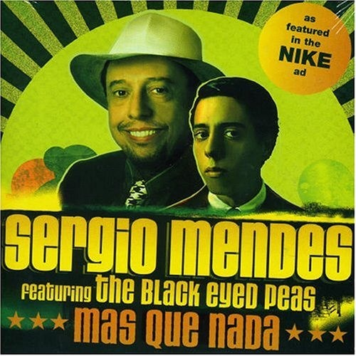 Sergio Mendes vs Di Paul & Massivedrum - We Got Mais Que Nada (Edgar Marquez Edit)