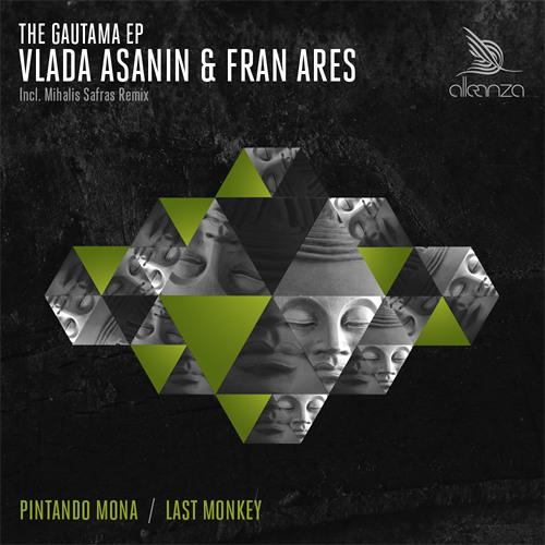 Vlada Asanin , Fran Ares - Last Monkey ( SC Cut 128Kbps ) OUT NOW